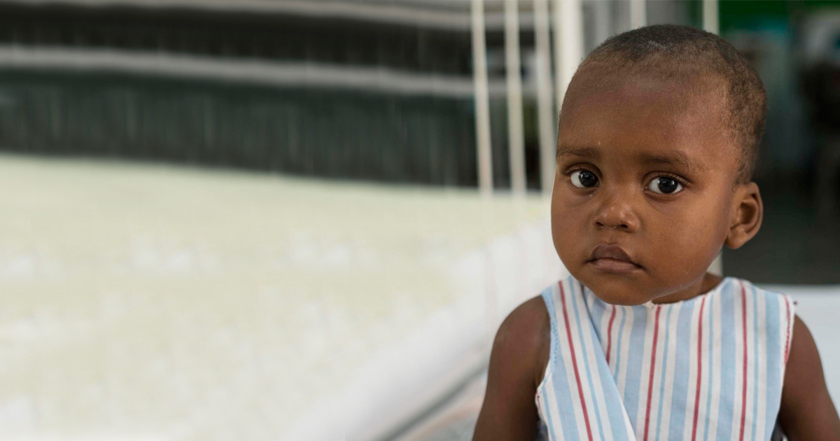 Give health and hope to children in Haiti and the Dominican Republic image