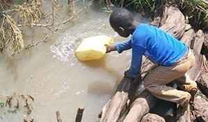 Fund a water project to stop cholera outbreaks in Sierra Leone image