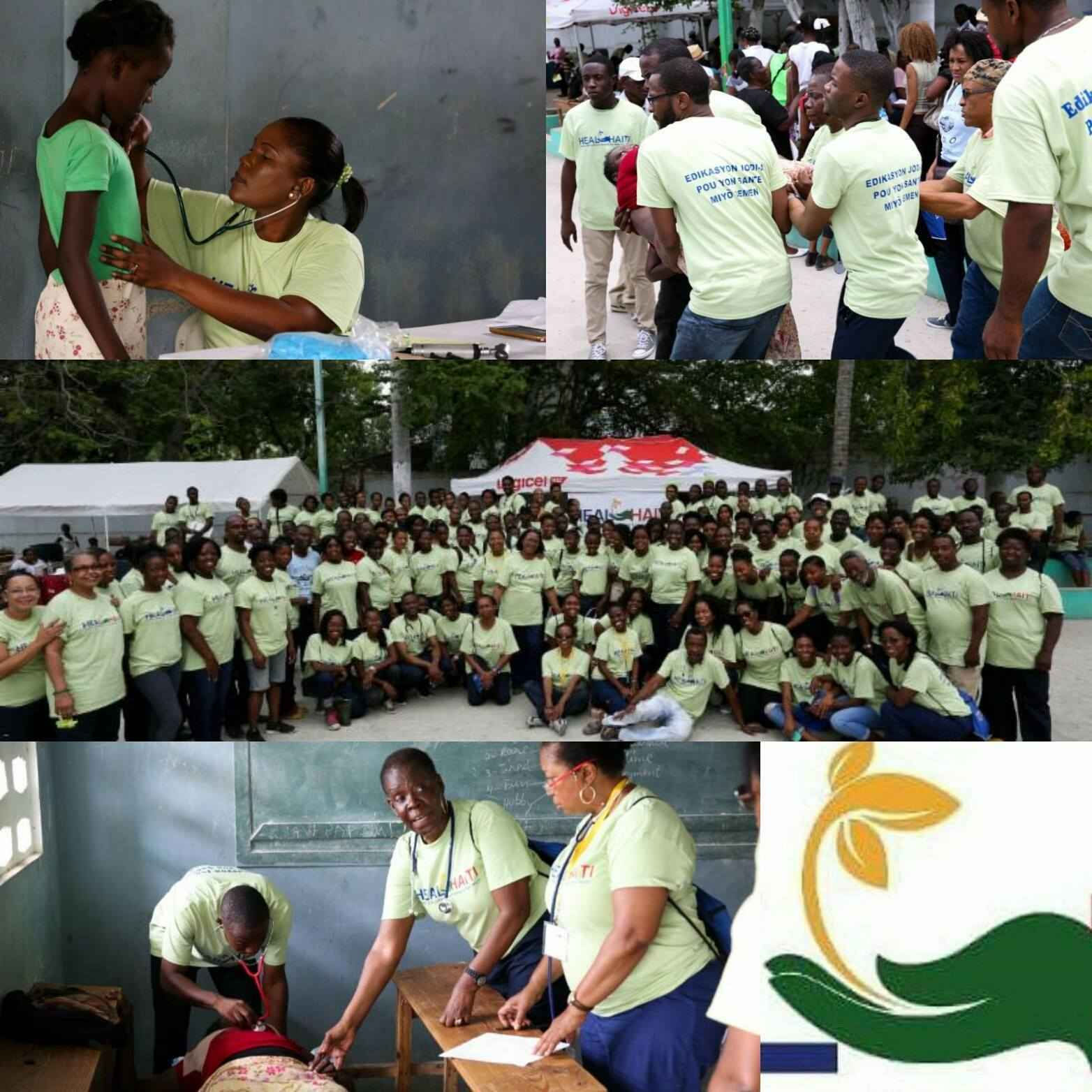 Donate now to help educate, heal and nourish vulnerable families in Haiti.   image