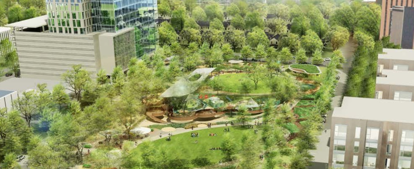 A Great Neighborhood Park for All of Houston image