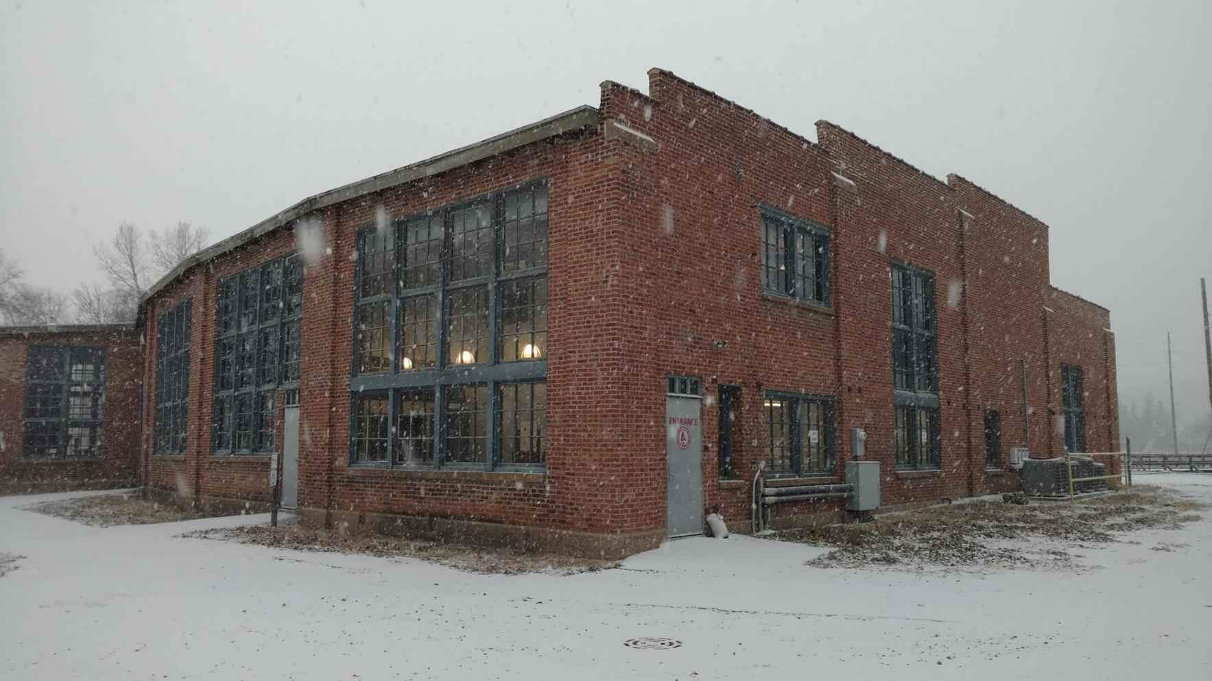 You Can Help the Milwaukee Road Roundhouse in Sioux City weather a Second Century image
