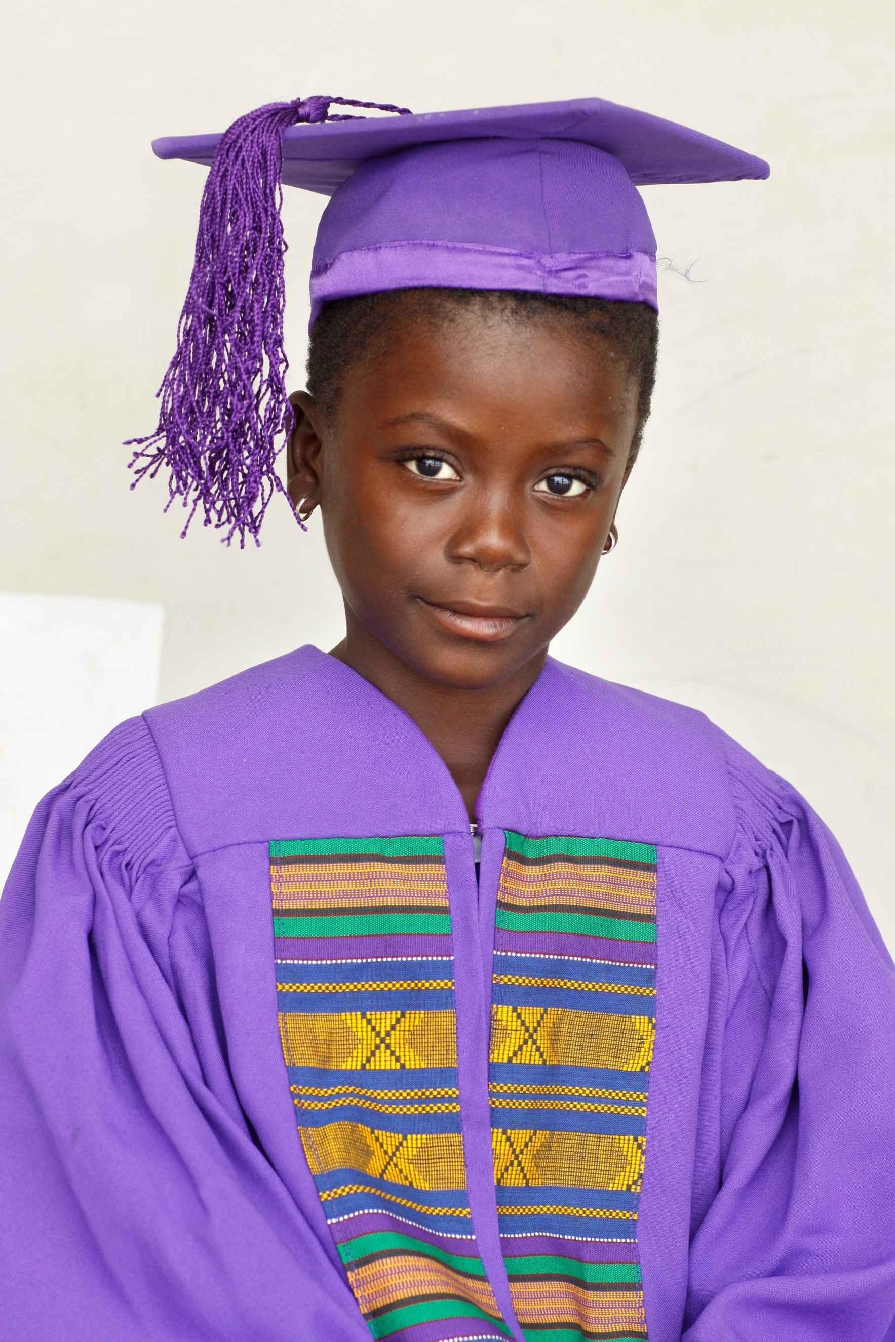 Provide hope for a village girl image