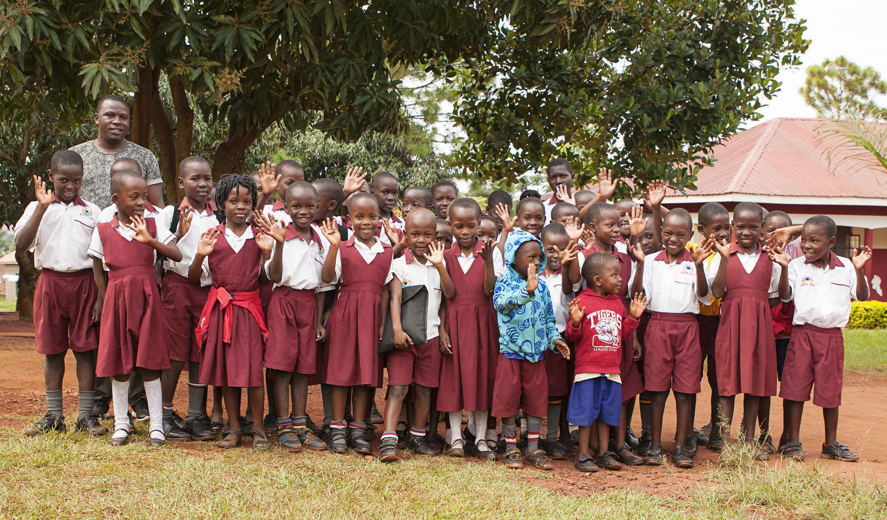 Give today to assist vulnerable children in Uganda image