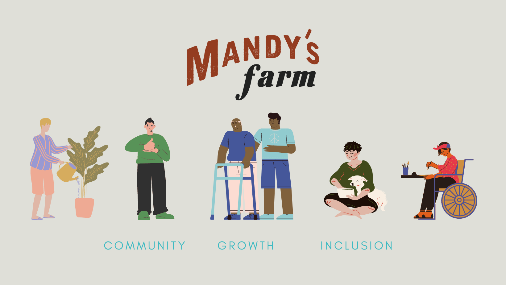 Create opportunities for success for individuals with disabilities in our community! image