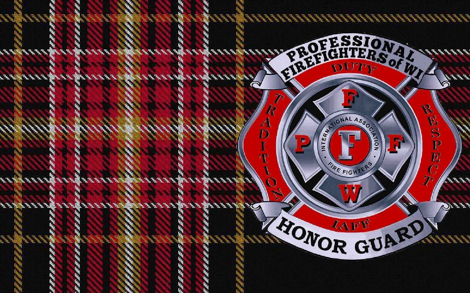 Give today to support the PFFW Honor Guard. image