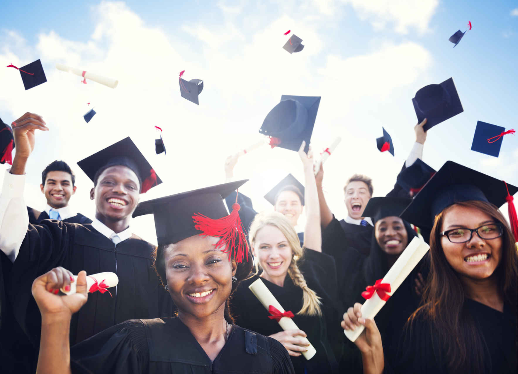 Help Celebrate the Graduation of a Foster Teen image