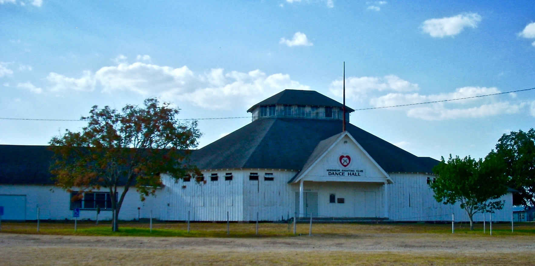 Give today to preserve Texas' dance hall heritage! image