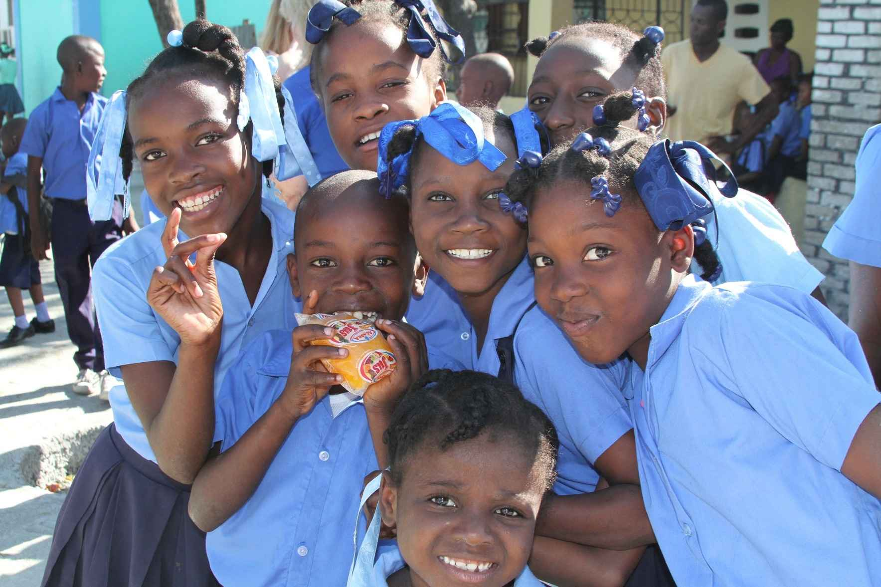 Give the Gift of Education - Sponsor A Child image