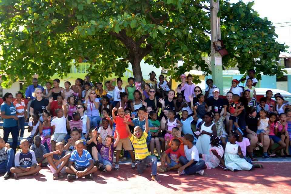 Give now and improve the lives and futures of Dominican children at risk and in crisis image
