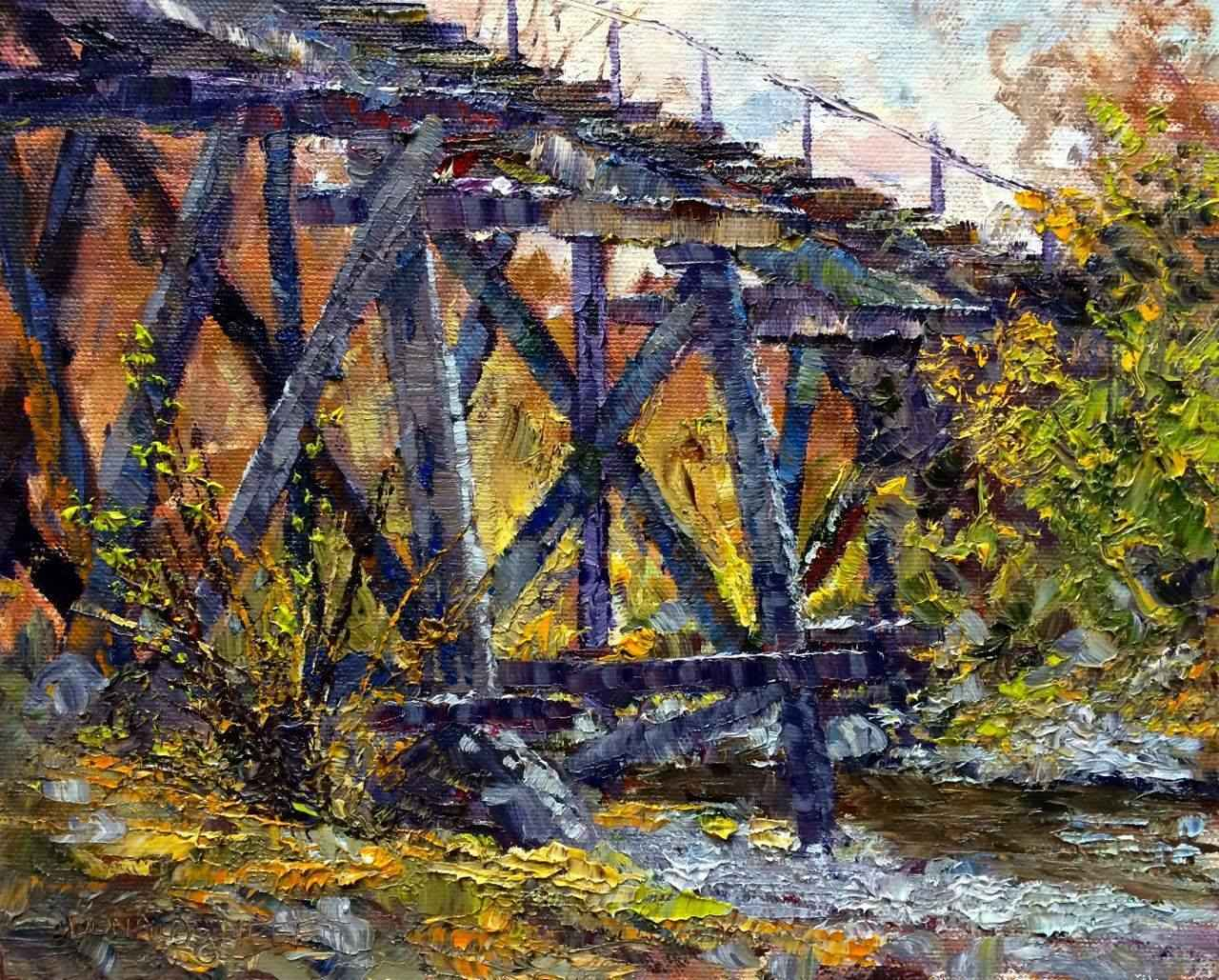 Support Our Fund to Preserve the Willow Glen Trestle image
