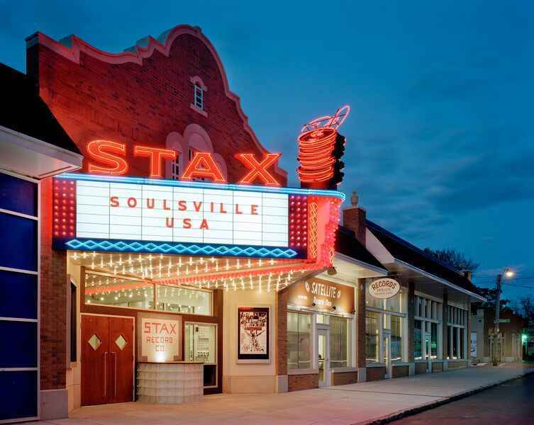 Donate to the Stax Museum of American Soul Music! image