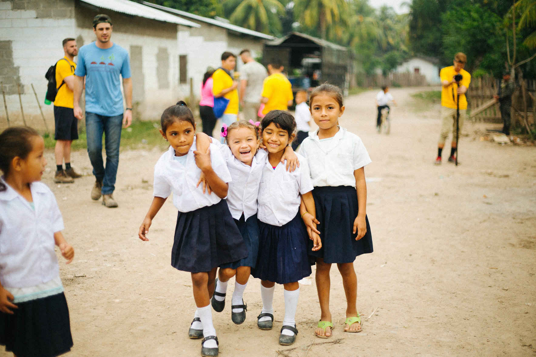 Help create a better future for Hondurans image