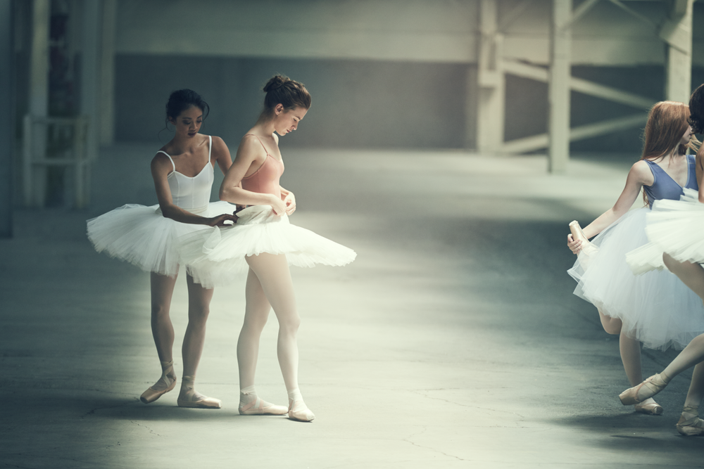 Be part of producing original contemporary classical ballet in Los Angeles! image