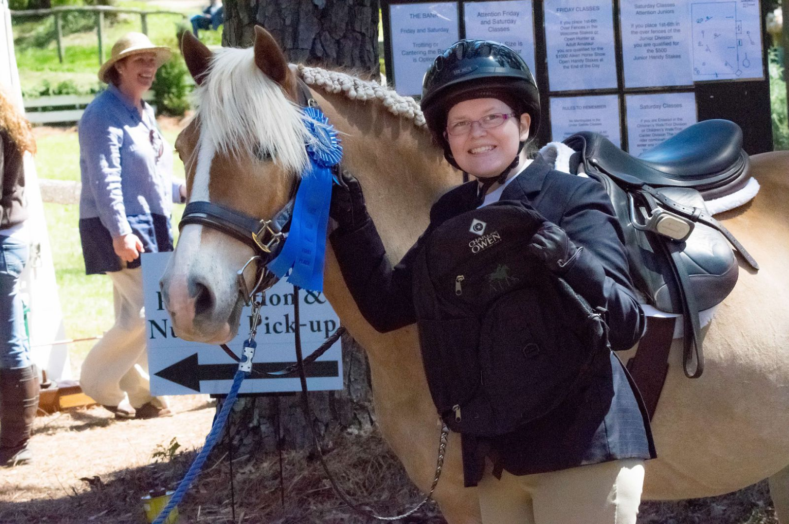 Please help us provide equine assisted activities image