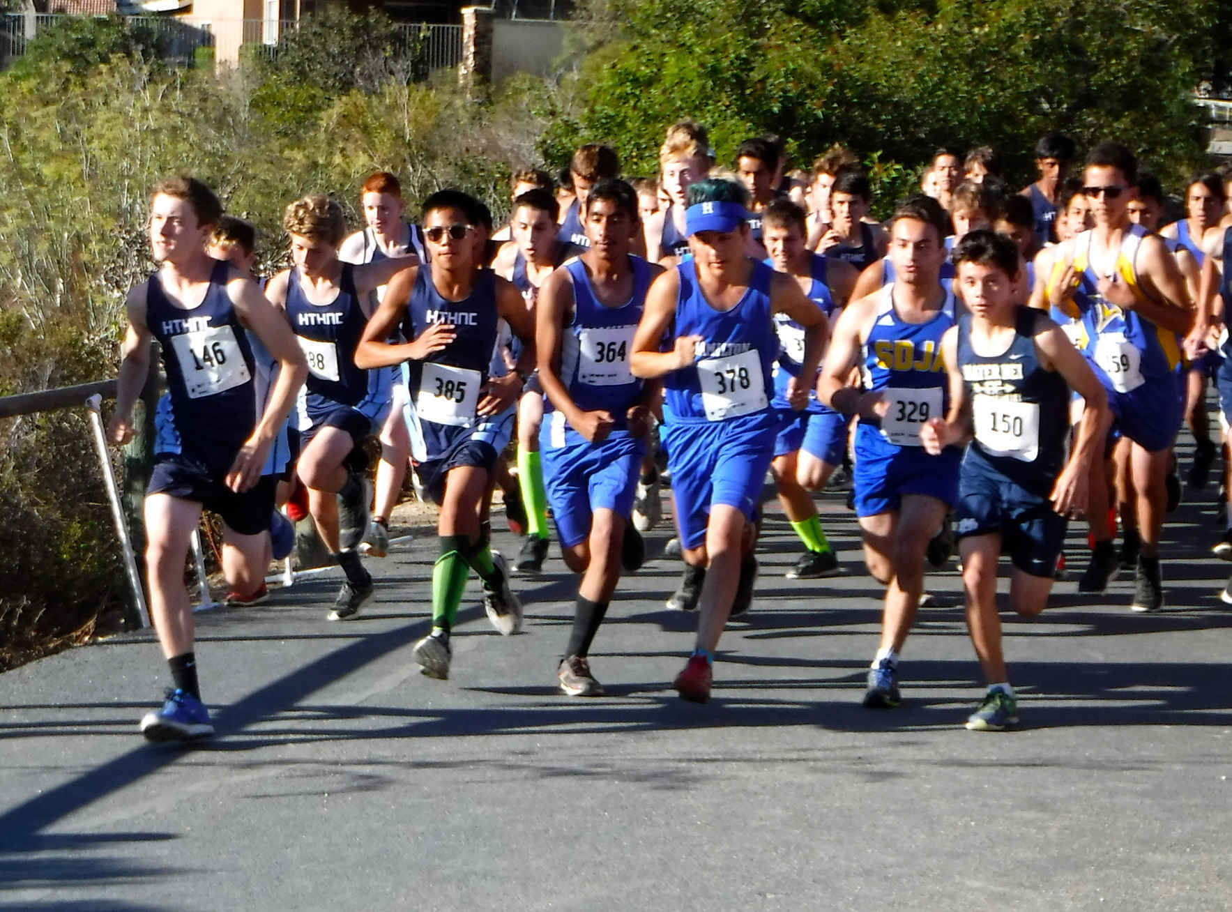 Support Athletics at HTH NC image