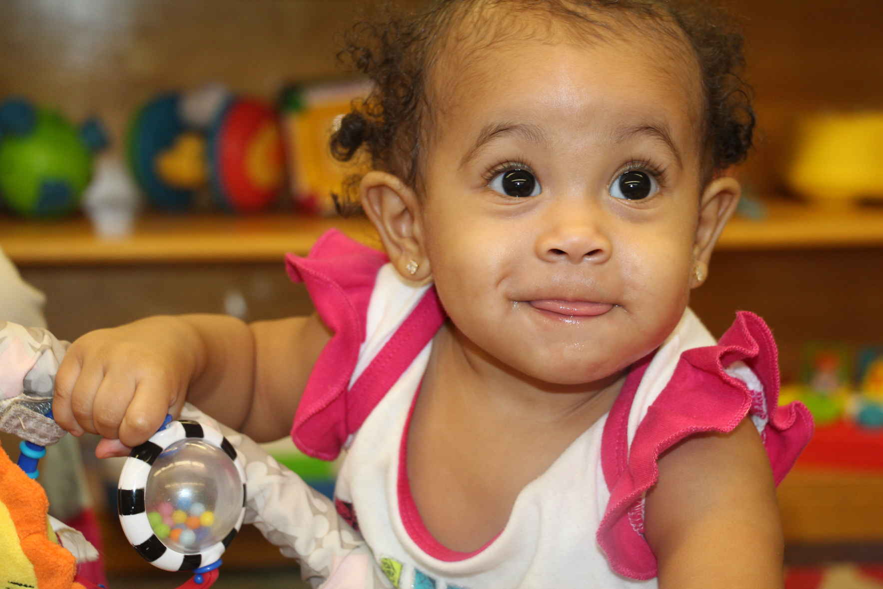 Make a gift today to help babies and children in New Jersey have a safe, happy, and healthy start! image