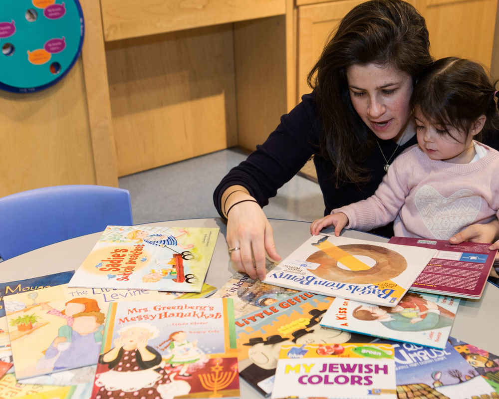PJ Library® Helps Families Connect to Jewish Life and Community image