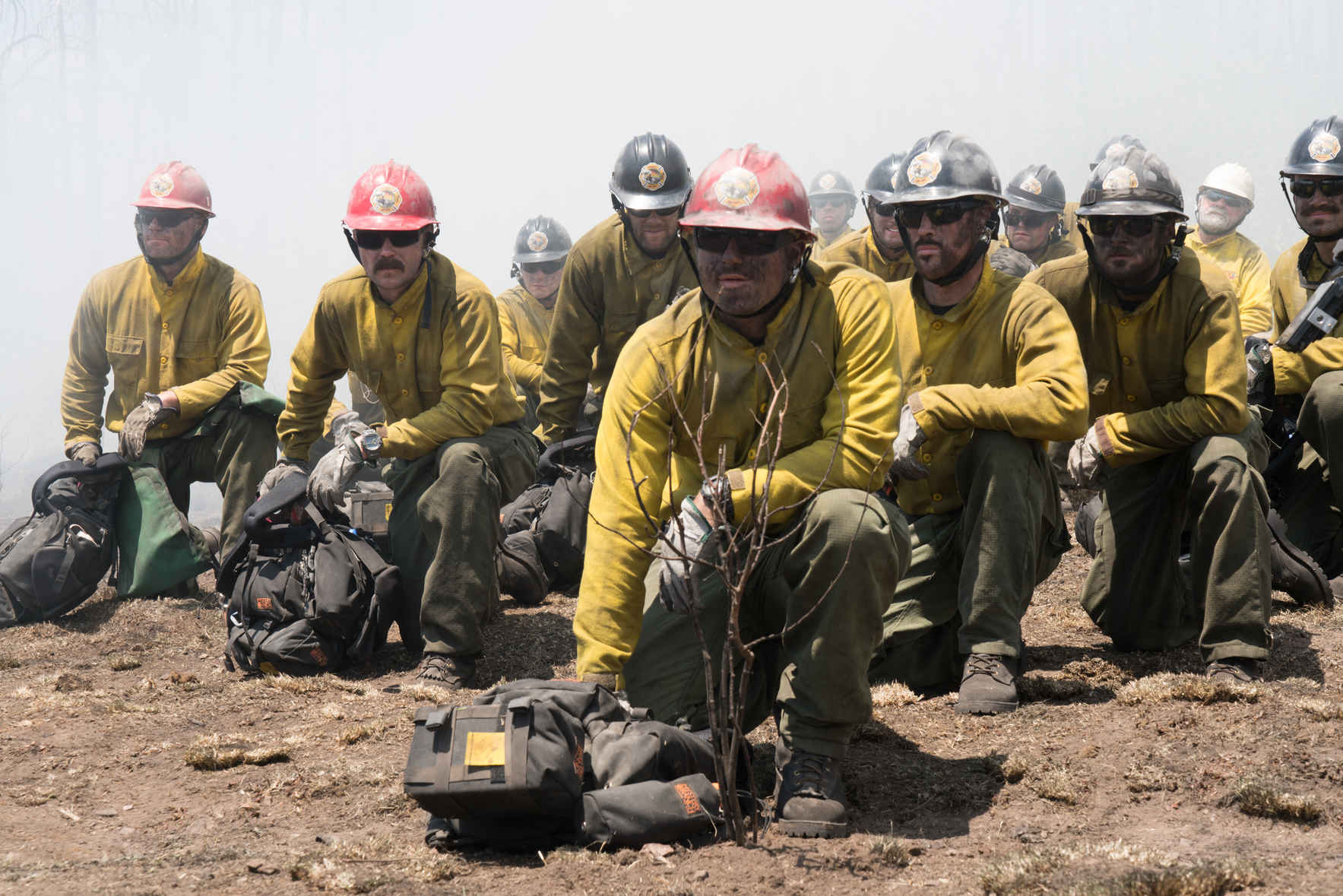 "Support firefighters and their communities through The Granite Mountain Fund, the philanthropic initiative of the film ""Only the Brave"". image"