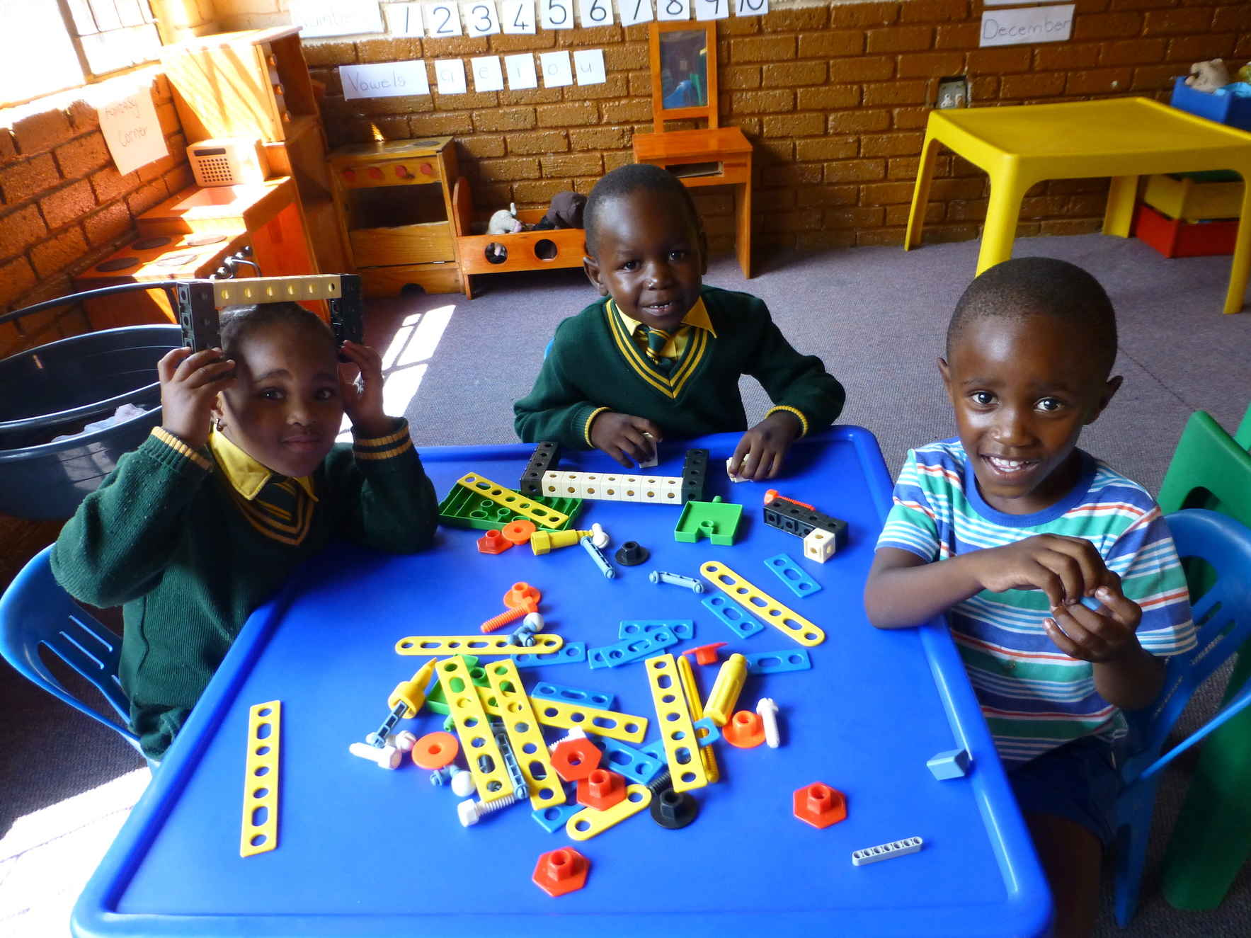 Give vulnerable children a chance to grow and learn. image