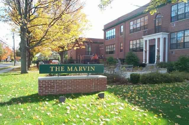Support Under One Roof and The Marvin image