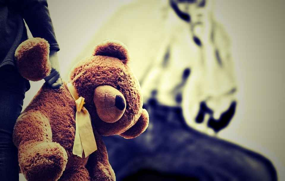 Please help Abused and Neglected Children! image