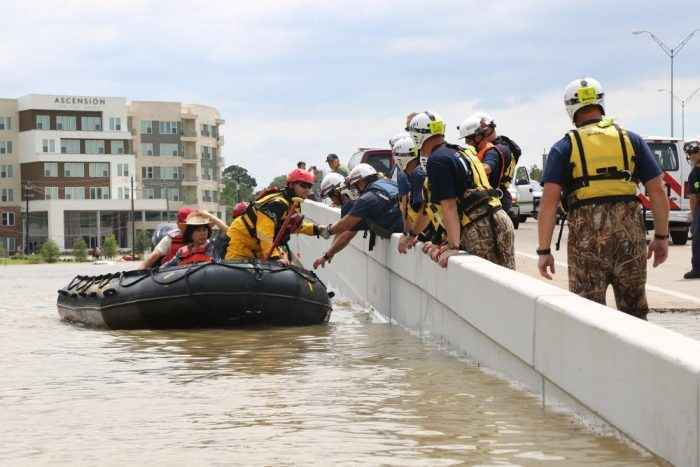 Donate now to fund Hurricane Harvey recovery image