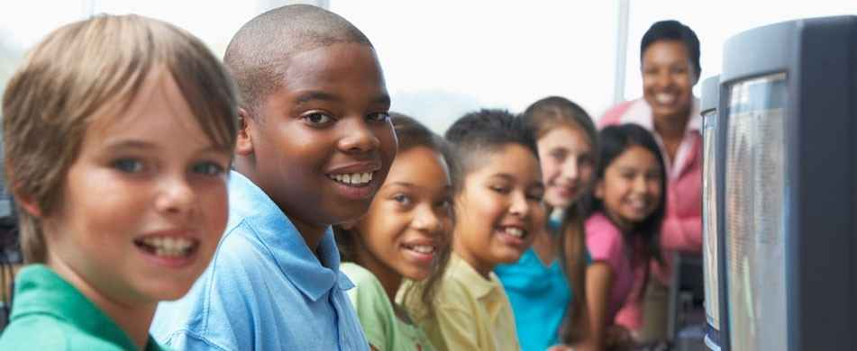 Support the education of children and youth image