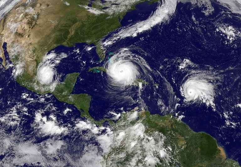 Donate now to fund Atlantic Hurricane Season Recovery image