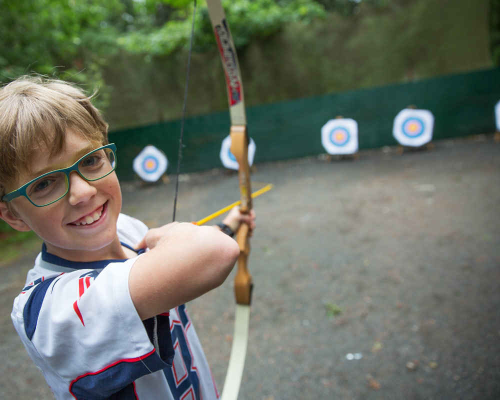 Give More Kids the Magic of Camp! image