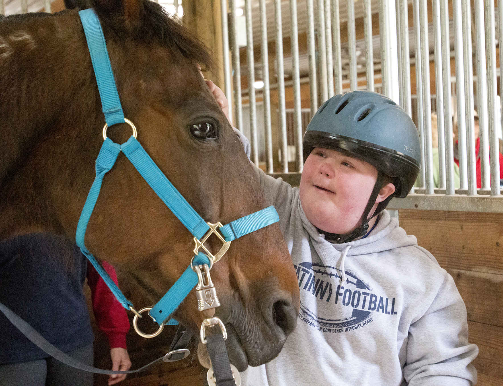 Horses Give Hope, and So Can You! image