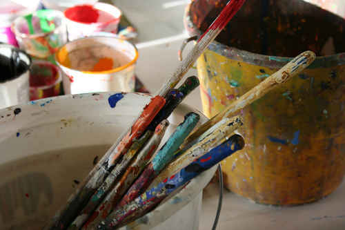 Support Art Therapy in North Carolina! image