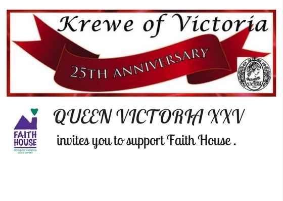 Queen Victoria XXV Supports Faith House image