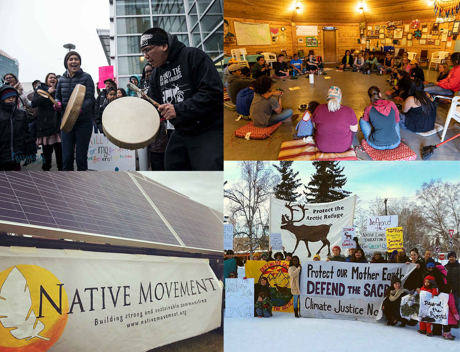 Thank you for supporting Native Movement image