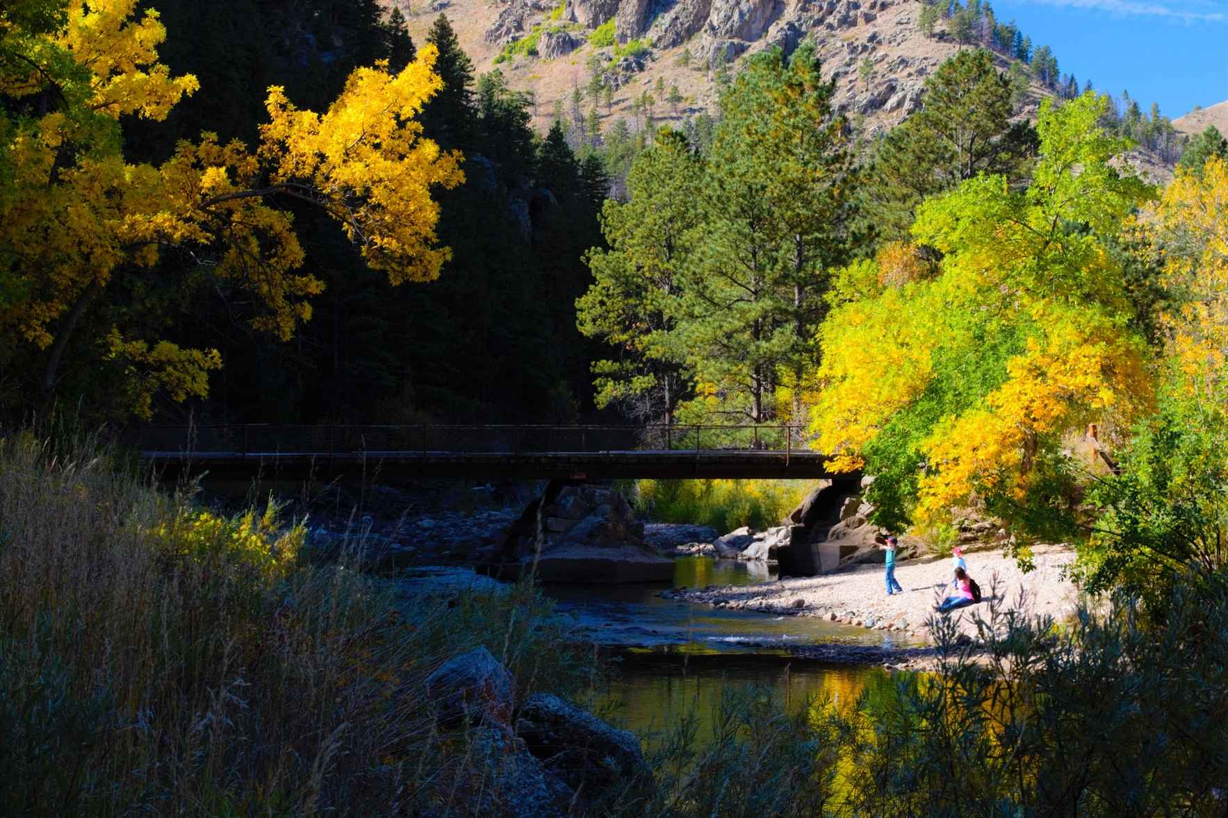 Give today to restore the Poudre image