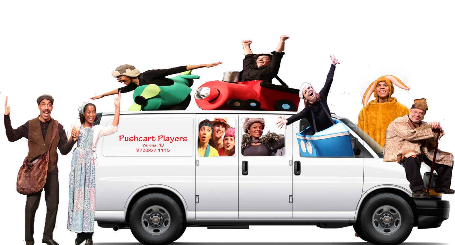 Help Us Keep Pushcart's Wheels Rolling! Literally ... image