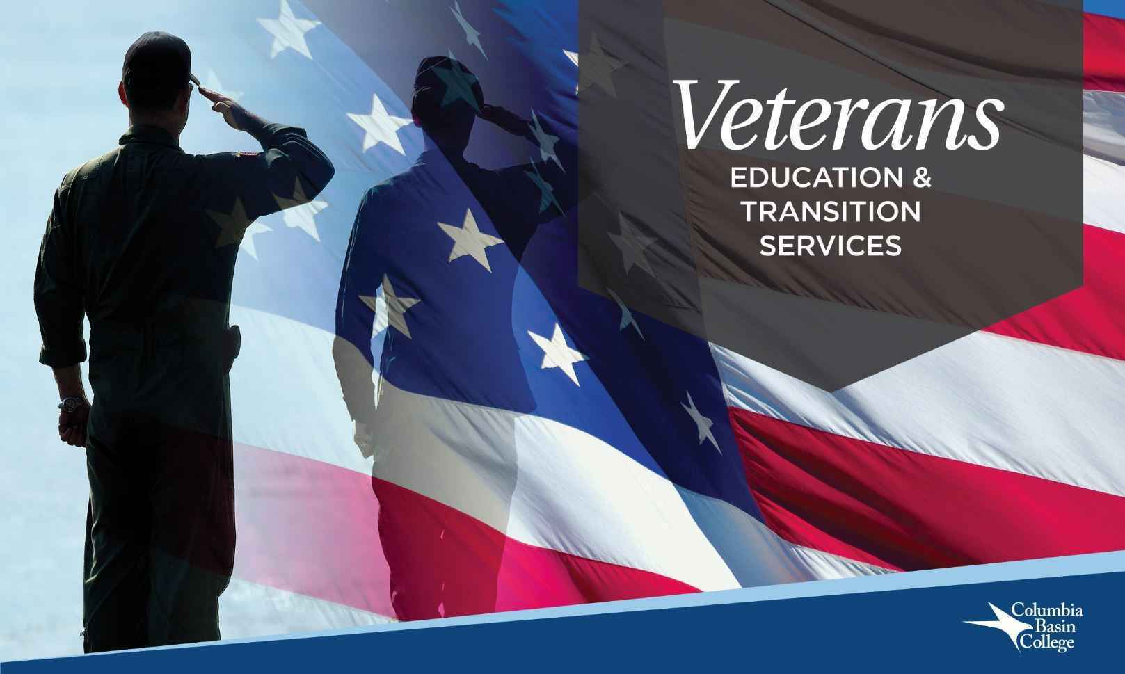 Support student veterans at Columbia Basin College image