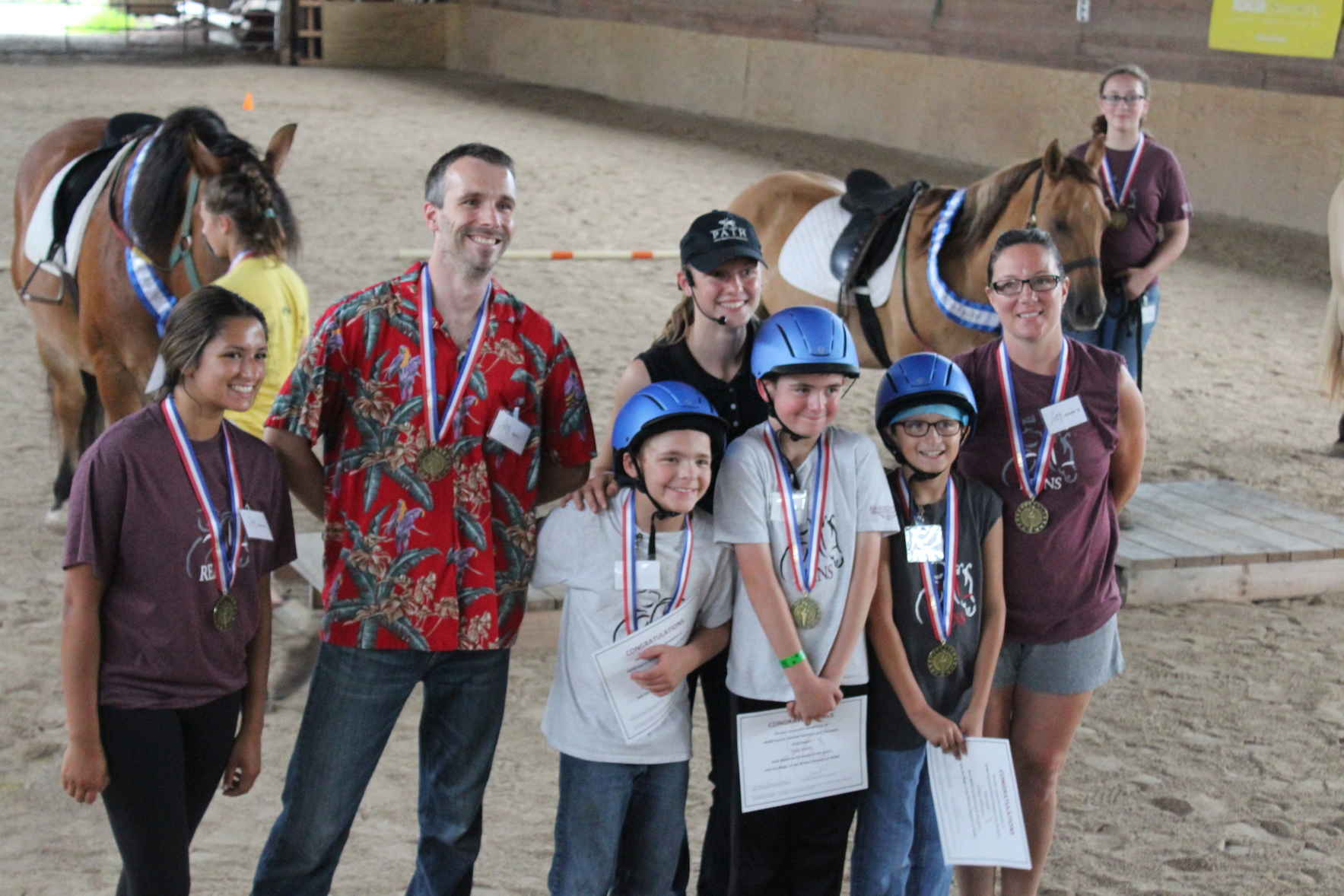 Horse Therapy changes lives.  image