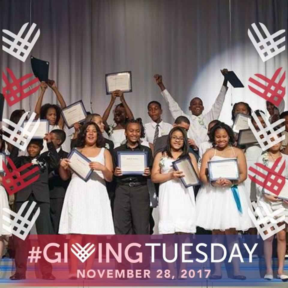 Support our Scholars beginning Giving Tuesday image