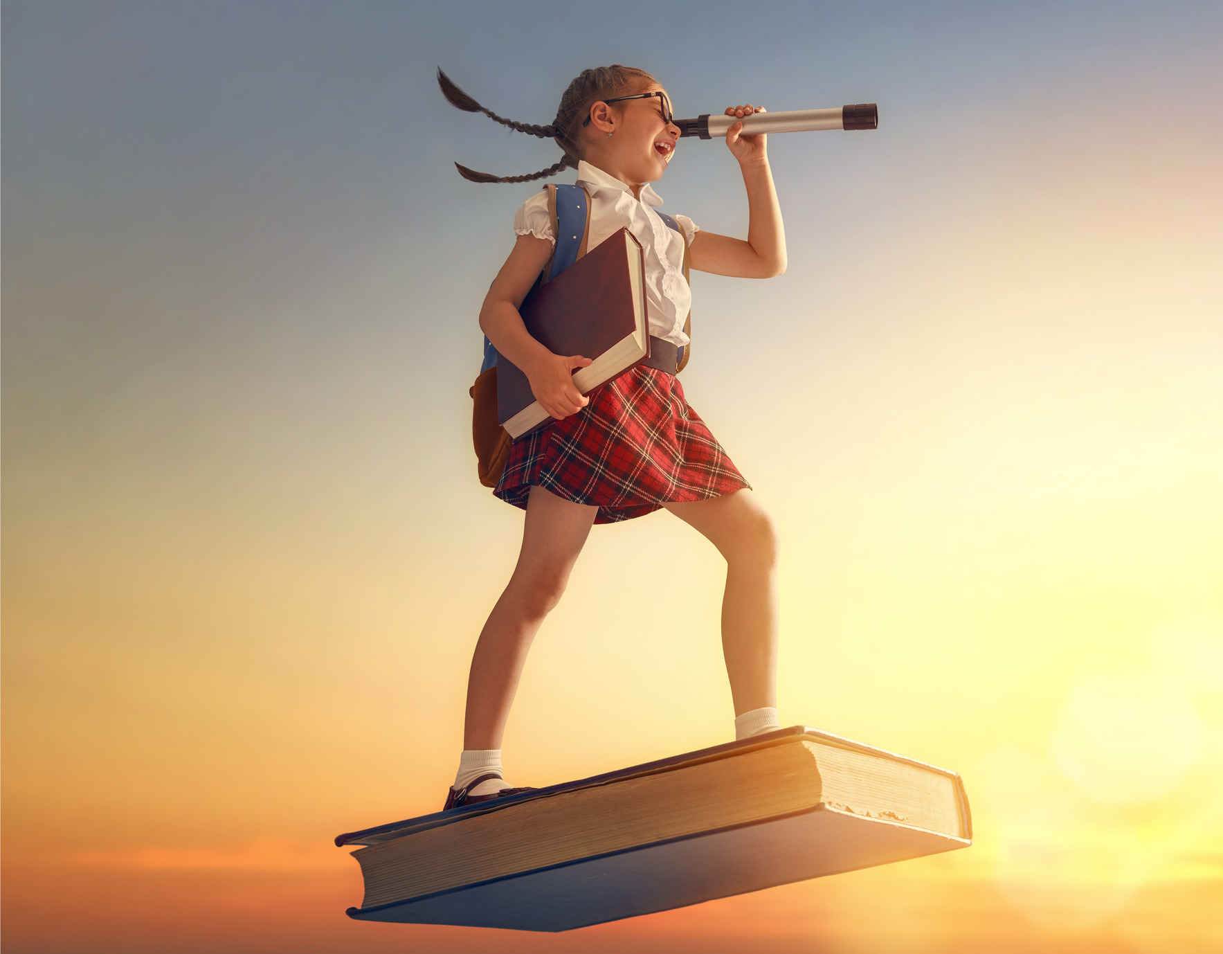 With a Great Library, the Sky's the Limit! image