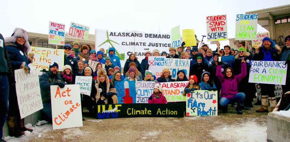 Support Alaska's People Power for Climate Action image