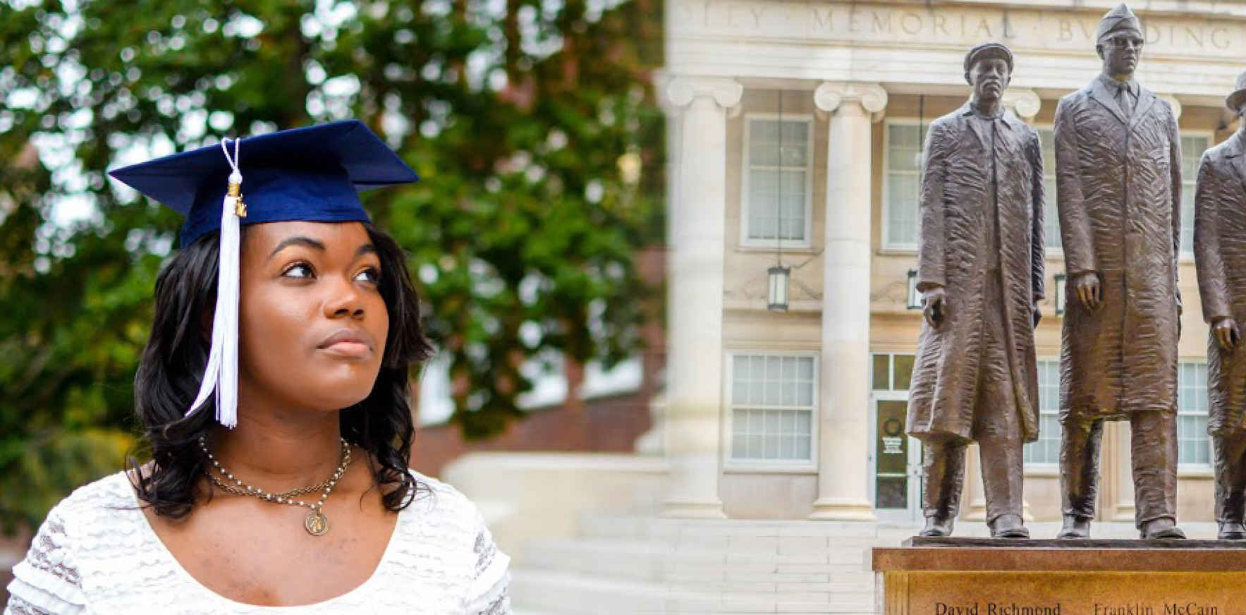 Support our students on their journeys to and through college! image