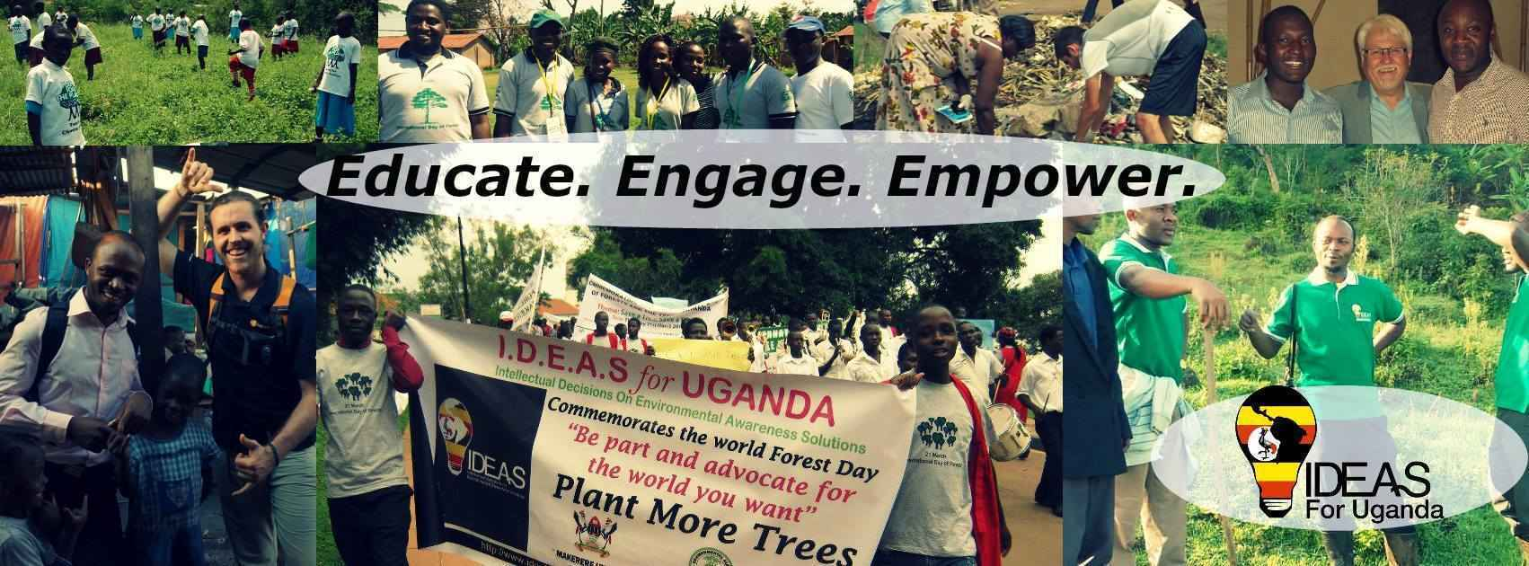 Support Environmental Action in Uganda, Africa image