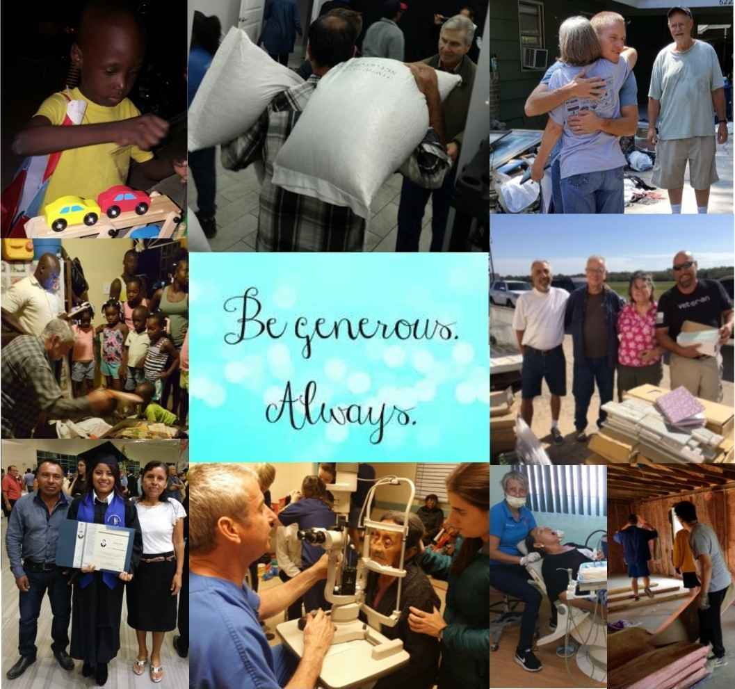 Be Generous Always image