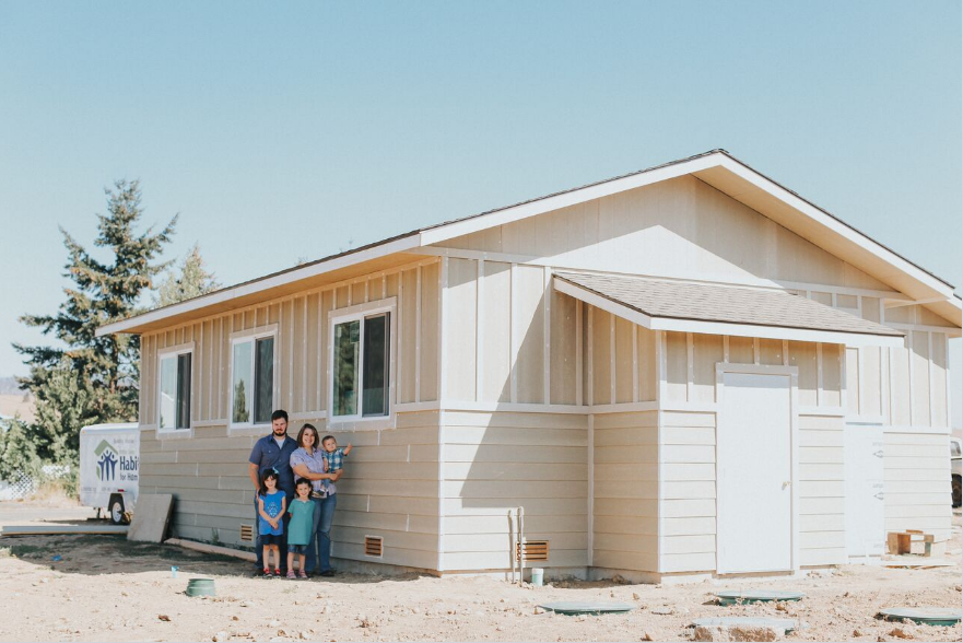 Help build affordable housing in Kittitas County today! image