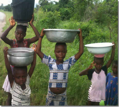 Clean Water donations are 100% MATCHED  image