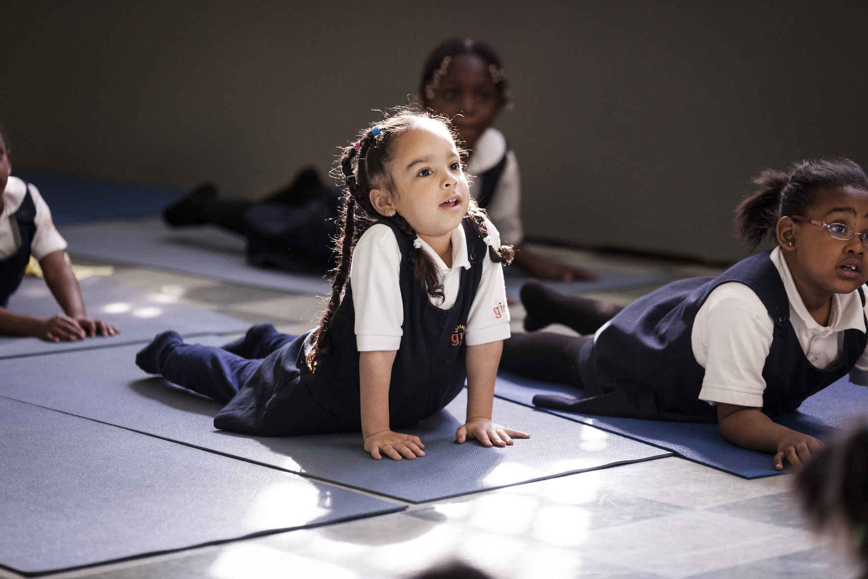 Nurture the whole child by supporting our enrichment programs. image