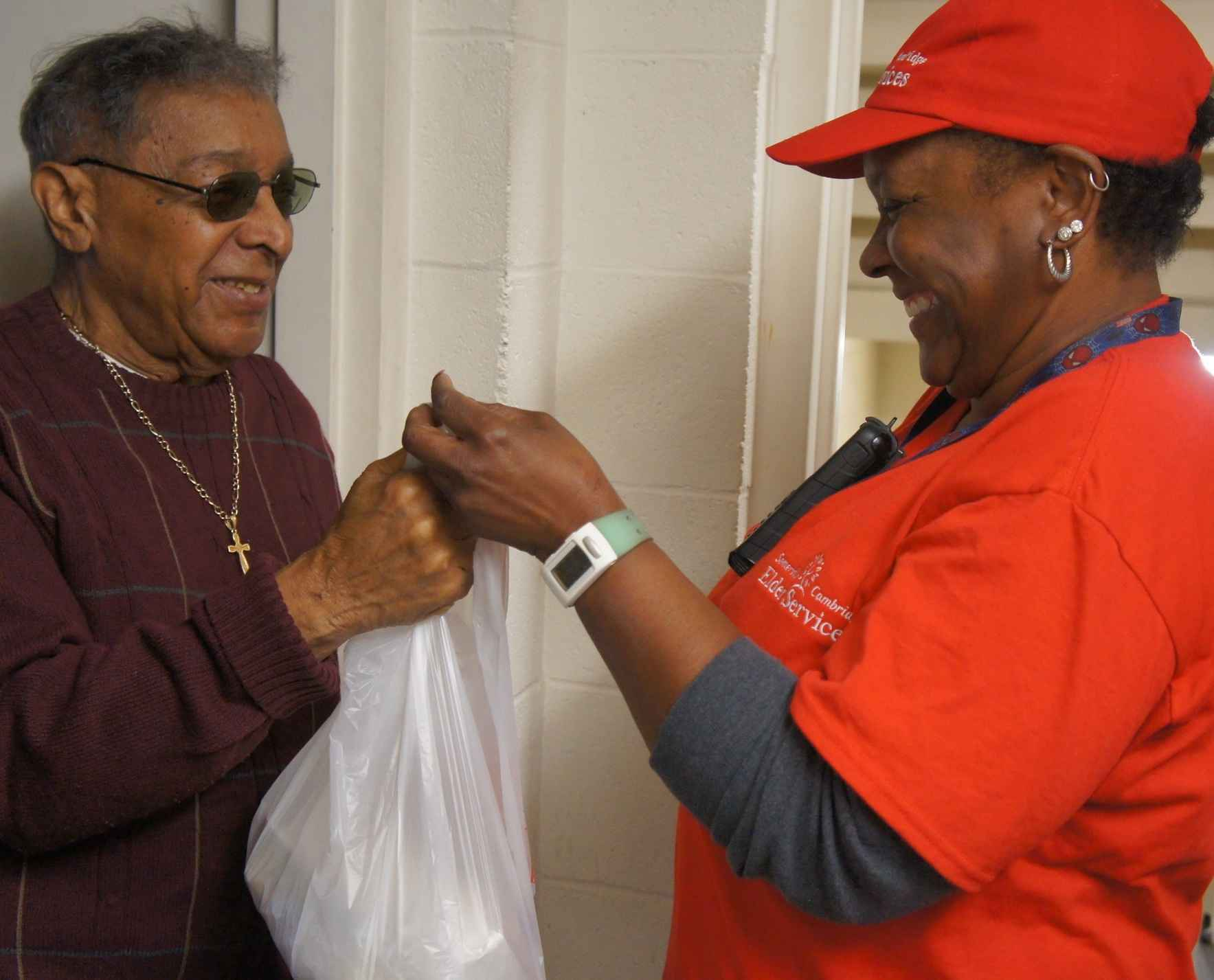 Help provide meals for local seniors image