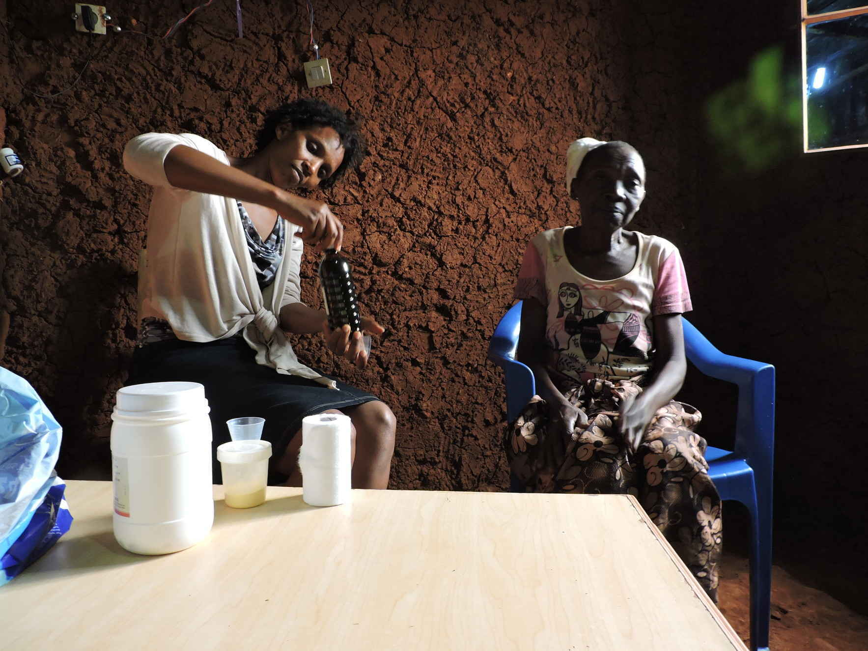 Donate now to provide hospice to the poorest of the poor in Rwanda image