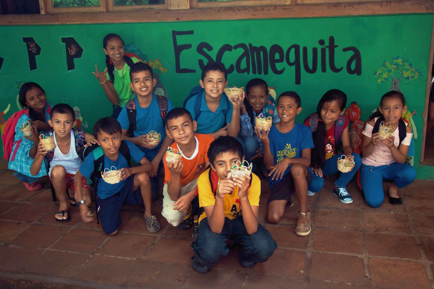 Support the Escamequita Project  image