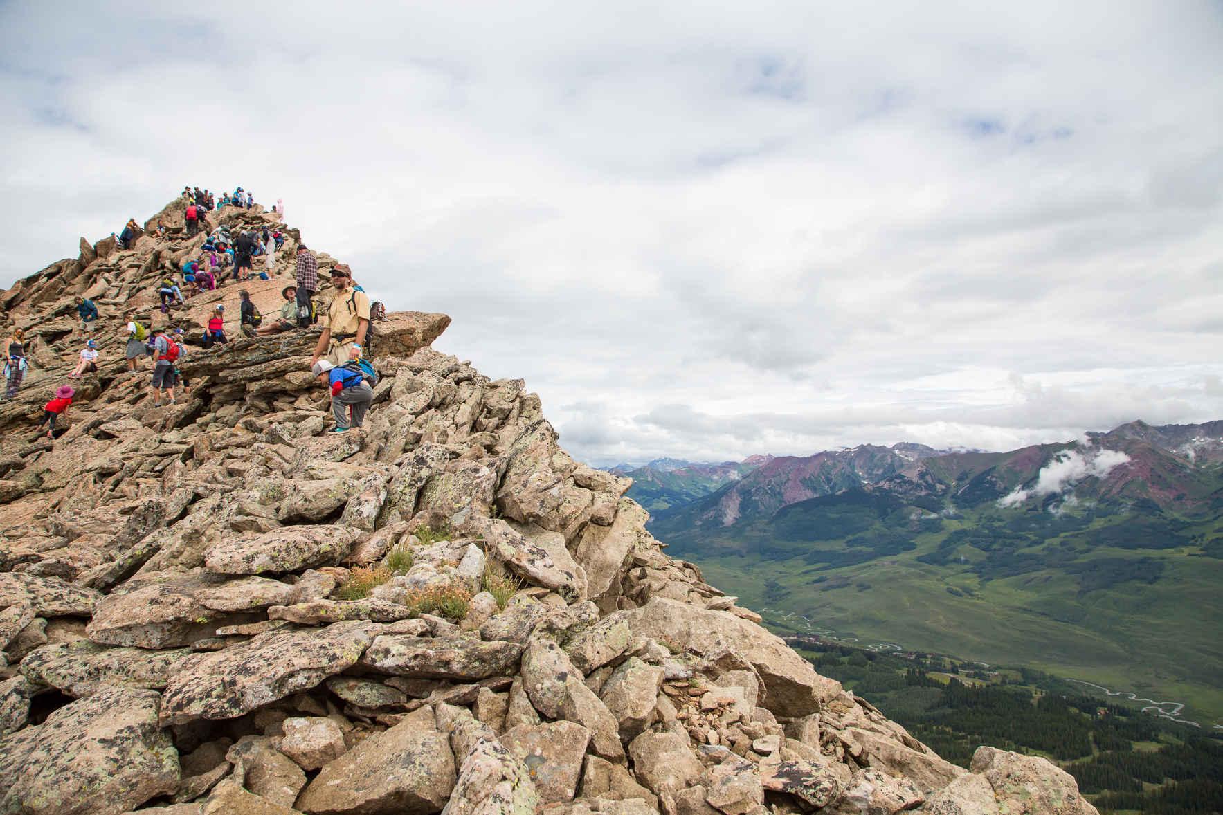 Become a Summit Hike Sponsor image